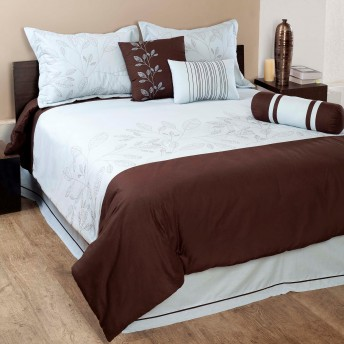 Ivy 7 pc Comforter Set