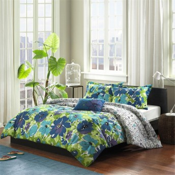 Mizone Floral Comforter Set