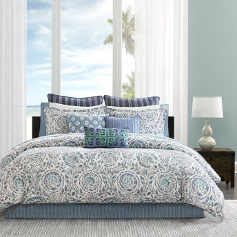 hampton hill lauren comforter set | shopbedding