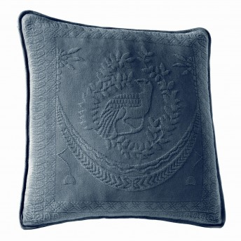 King Charles Square Decorative Pillow