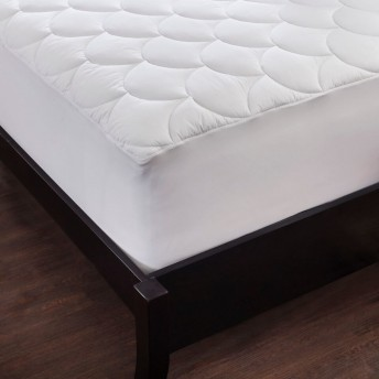 Gavotte Home Comfort Collection Enhanced Protection Waterproof Mattress Pad