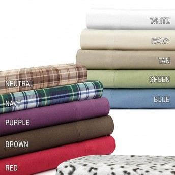 Premier Comfort Cozyspun Sheet Set