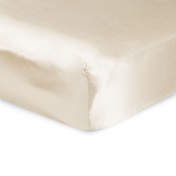 Satin Fitted Sheet