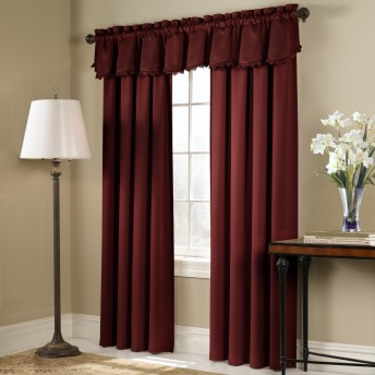 Blackstone Energy-Saving Blackout Curtain Panels and Toppers