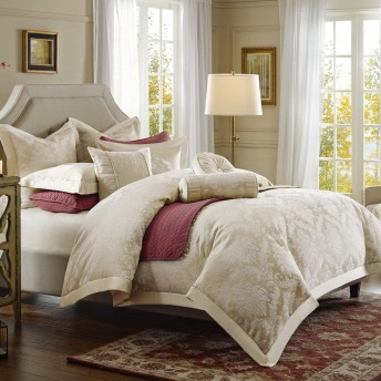 Hampton Hill Candlelight Duvet Comforter Set