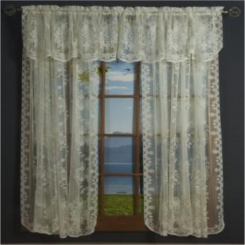 Fiona Scottish Lace Curtain Panel