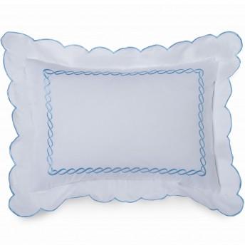 Wickham Rope Embroidered Pillow Sham