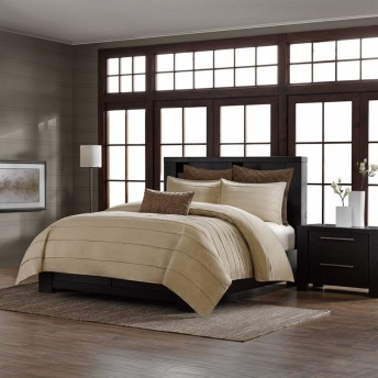 Metropolitan Home Wright Comforter Mini Set