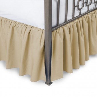 Split Corner Bed Skirt Shopbedding Com