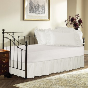 Ruffled Bed Skirt - Queen & King