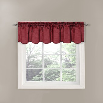 Eclipse Canova Thermaback Blackout Valance
