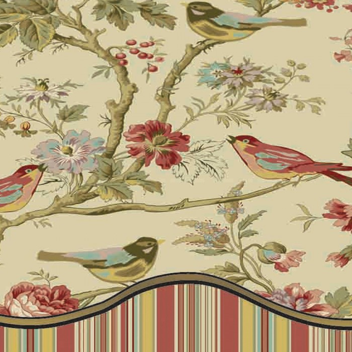 Waverly Charleston Chirp Bedding Collection | ShopBedding.com