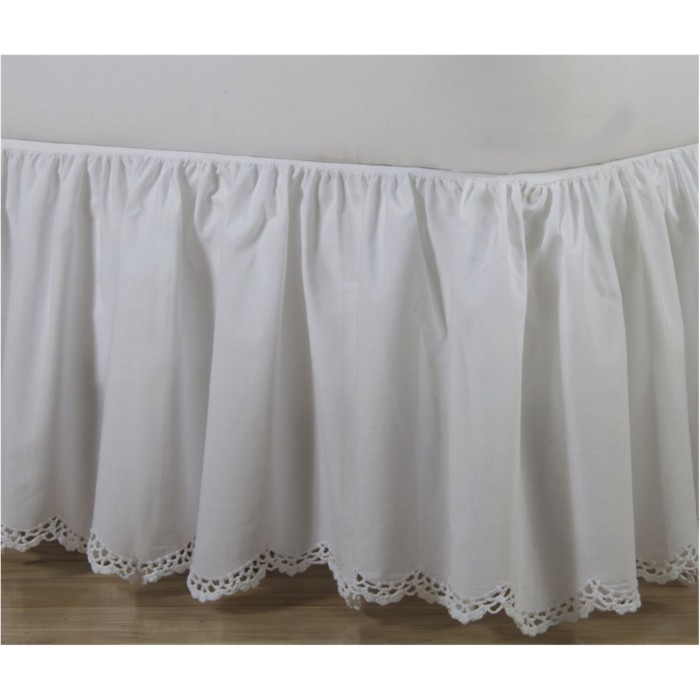 Cotton Bed Skirts