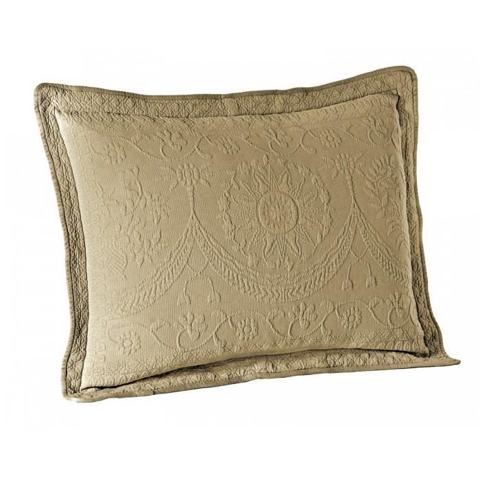 King Charles Matelasse Pillow Sham Shopbedding Com
