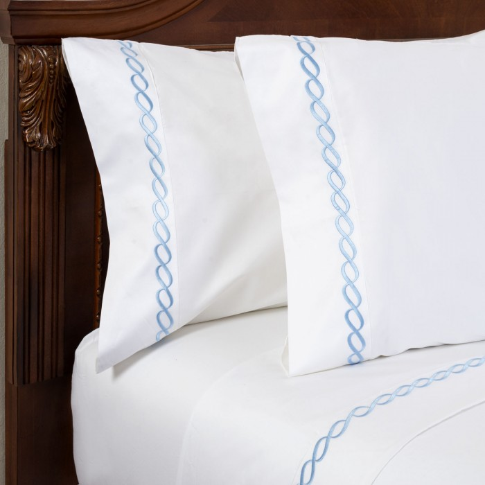 Wickham Rope Embroidered Bedding Collection Shopbedding Com