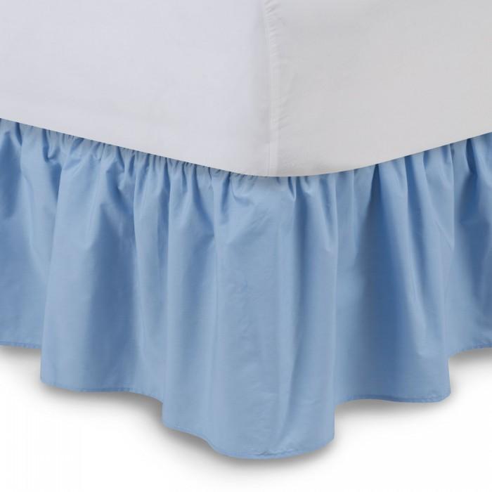 Solid Ruffled Bed Skirt Shopbedding Com